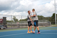 Men's Tennis: September 2