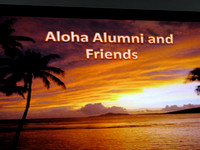 Alumni Hawaiian Adventure Kickoff