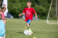 Boys' and Girls' Soccer: Grades 1-3